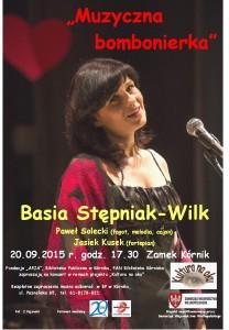 Plakat Basia